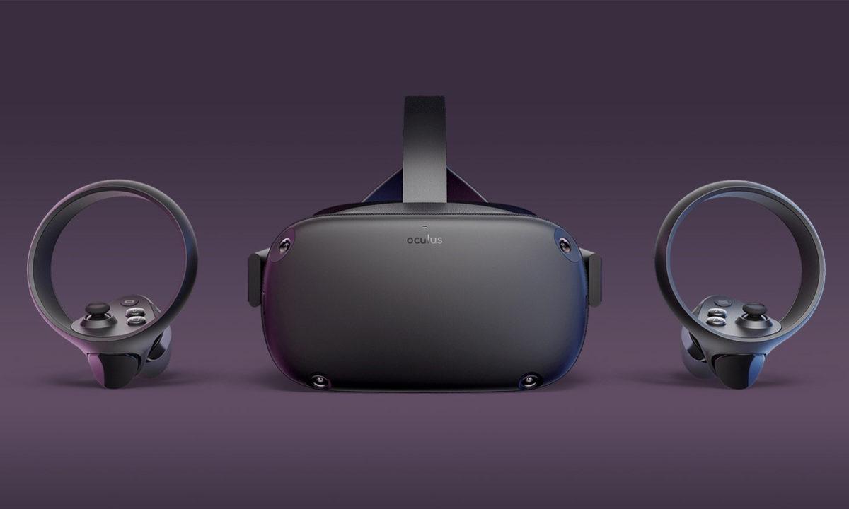 Facebook VR Oculus Quest 120 Hz
