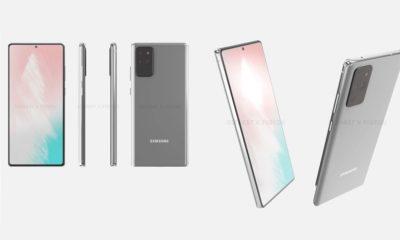 Diseño conceptual del Samsung Galaxy Note 20: una apuesta conservadora 41