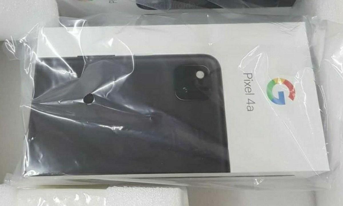 El Google Pixel 4a llegará en julio con un precio de 299 dólares, no habrá versión XL 38