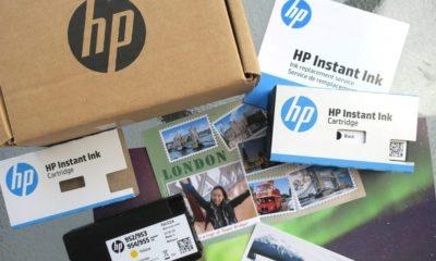 Imprime todas las fotos que quieras sin preocuparte por la tinta con HP Instant Ink 43
