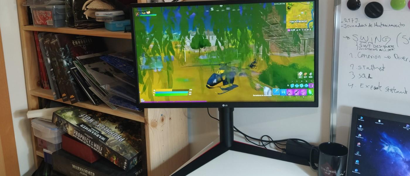 Monitor LG Gaming Ultragear 27GK750F, un todoterreno 29