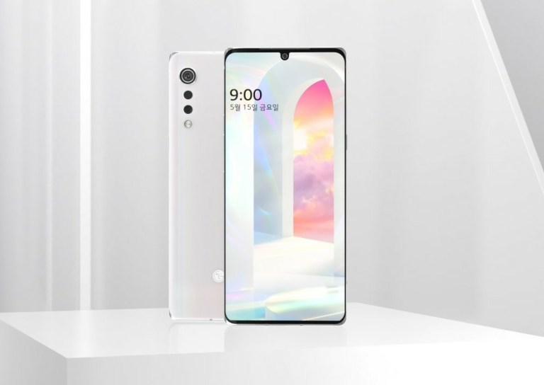 LG abre un nuevo camino con el lanzamiento de su smartphone Velvet 32