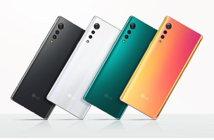 LG abre un nuevo camino con el lanzamiento de su smartphone Velvet 34