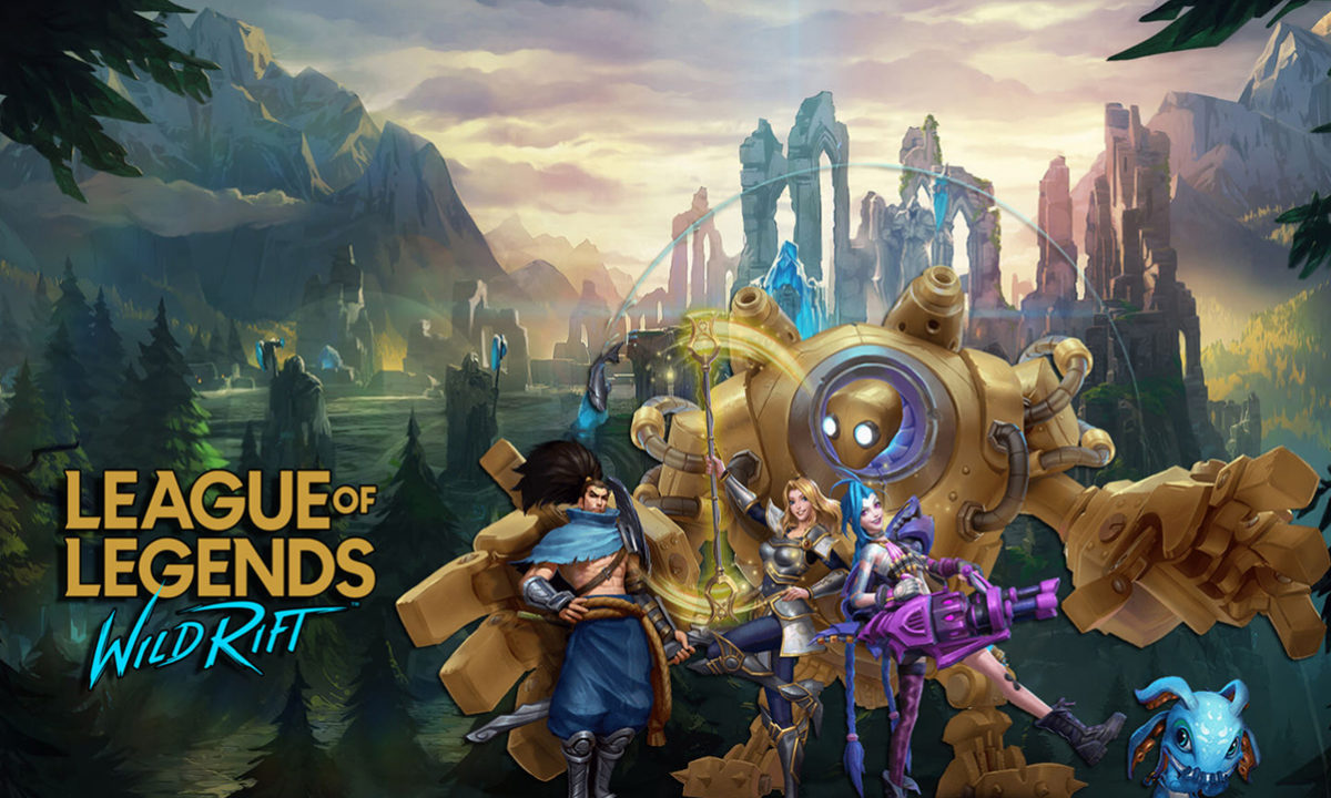 League of legends Wild Rift requisitos minimos Lol movil