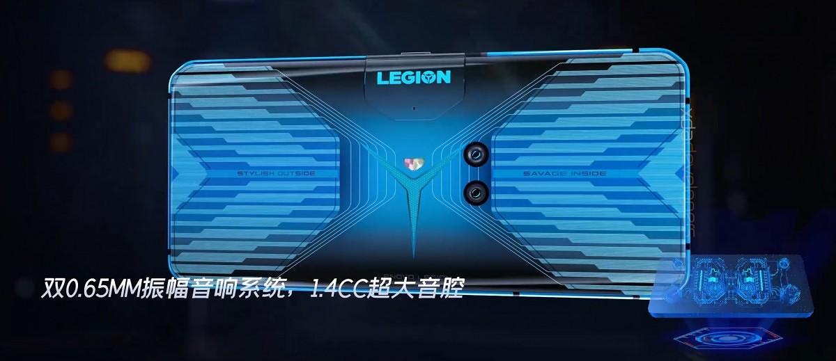 El Lenovo Legion nos deleita con un diseño innovador y nos sorprende con una cámara emergente en el lateral 33
