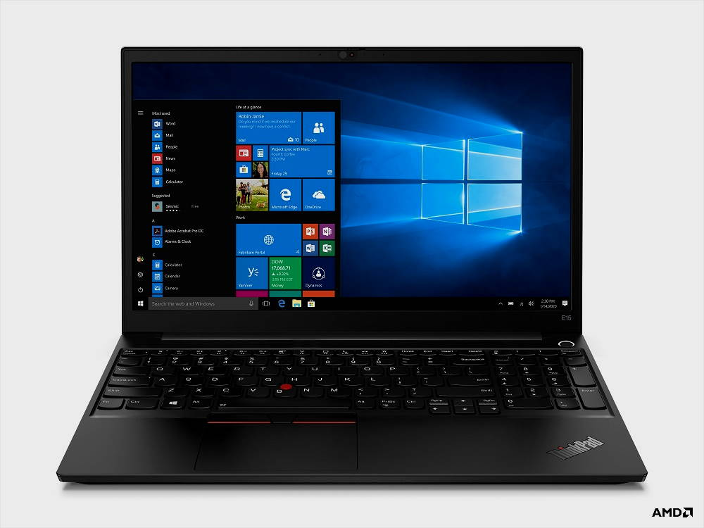 Lenovo actualiza sus portátiles ThinkPad con las nuevas APUs Ryzen 4000 de AMD 29
