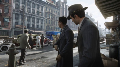 2K Games confirma Mafia: Trilogy, Mafia: Definitive Edition es un remake del original 35