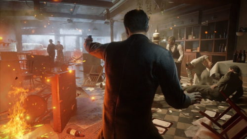 2K Games confirma Mafia: Trilogy, Mafia: Definitive Edition es un remake del original 33