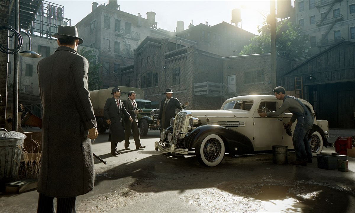 2K Games confirma Mafia: Trilogy, Mafia: Definitive Edition es un remake del original 29