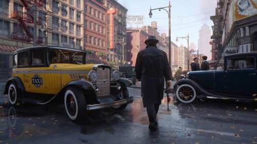 2K Games confirma Mafia: Trilogy, Mafia: Definitive Edition es un remake del original 37