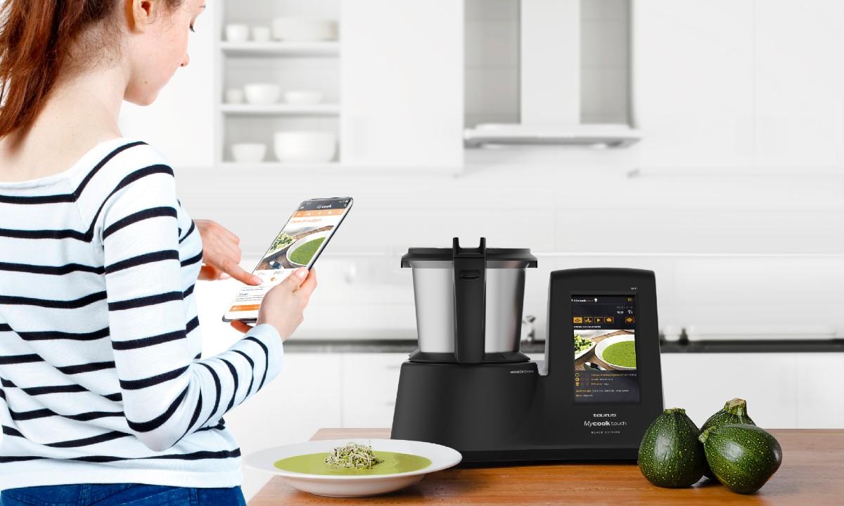 Mycook Touch Black Edition, el Smart Cooking no tiene porqué ser caro 30