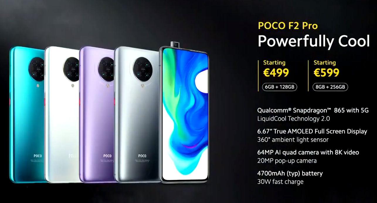POCO F2 PRO, otro smartphone de enorme nivel y precio moderado de la marca de Xiaomi 49