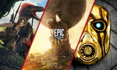 Próximos Juegos Gratis Epic Games Store