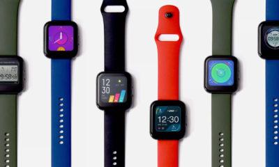 Realme anuncia su primer reloj inteligente por menos de 50 euros 2