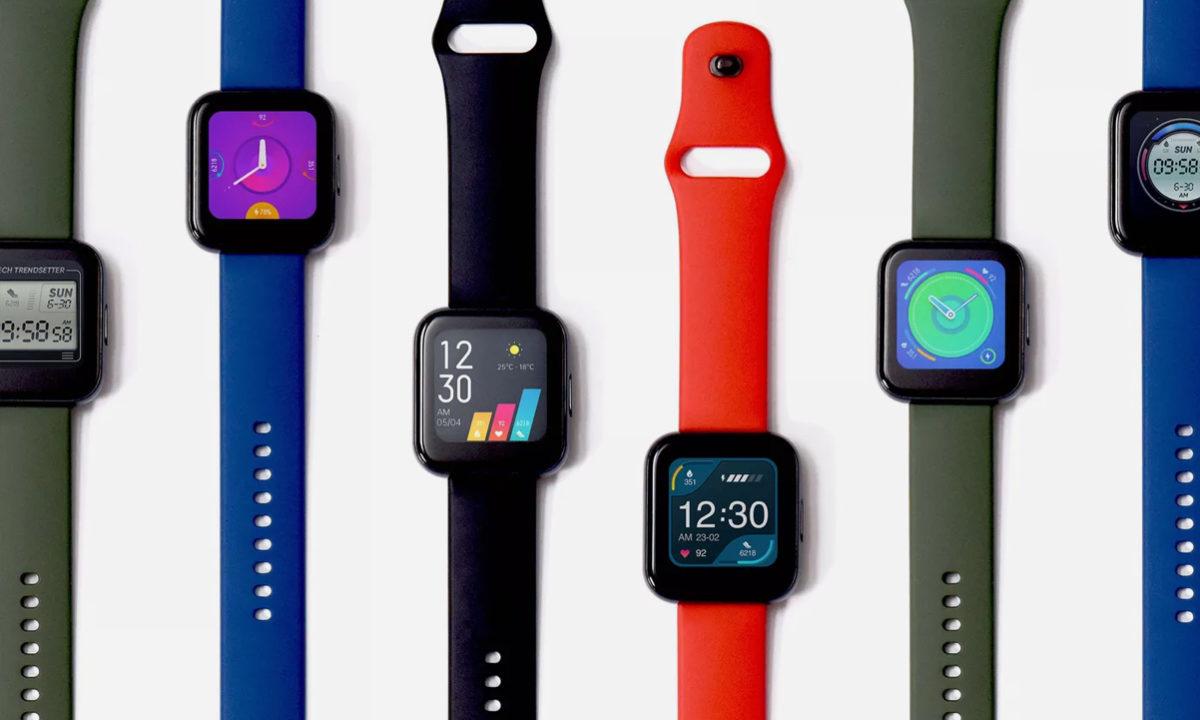 Realme anuncia su primer reloj inteligente por menos de 50 euros 31