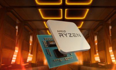 El Ryzen 9 3900 XT alcanzará los 4,8 GHz con un núcleo activo 7