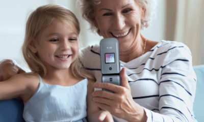 SPC JASPER móvil para mayores