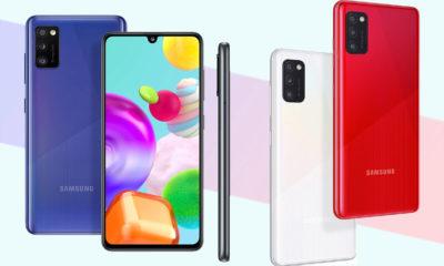 Samsung Galaxy A41 Precio Disponibilidad