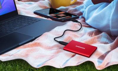 Samsung T7 SSD