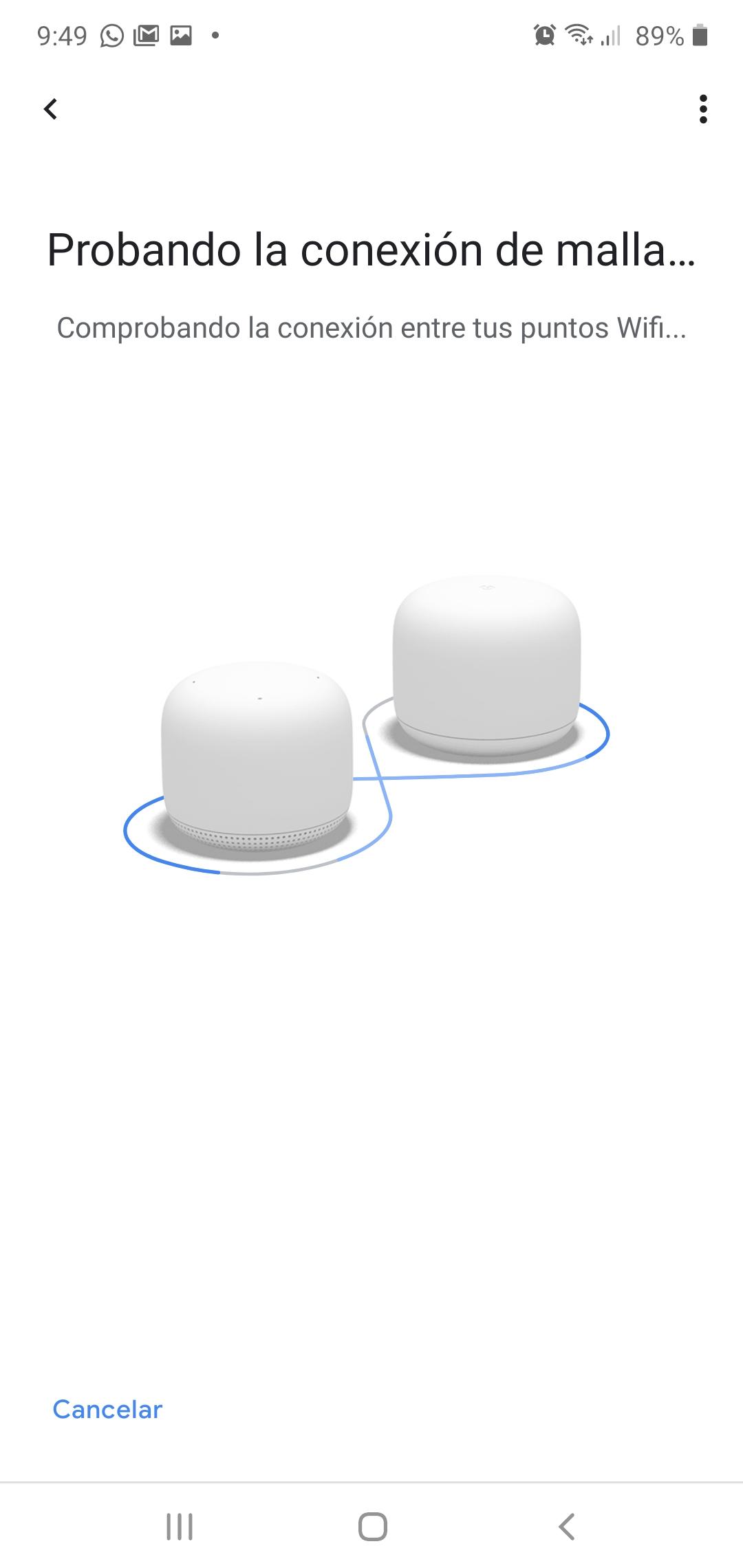 Google Nest Wifi, análisis: estilo y conectividad en casa 52
