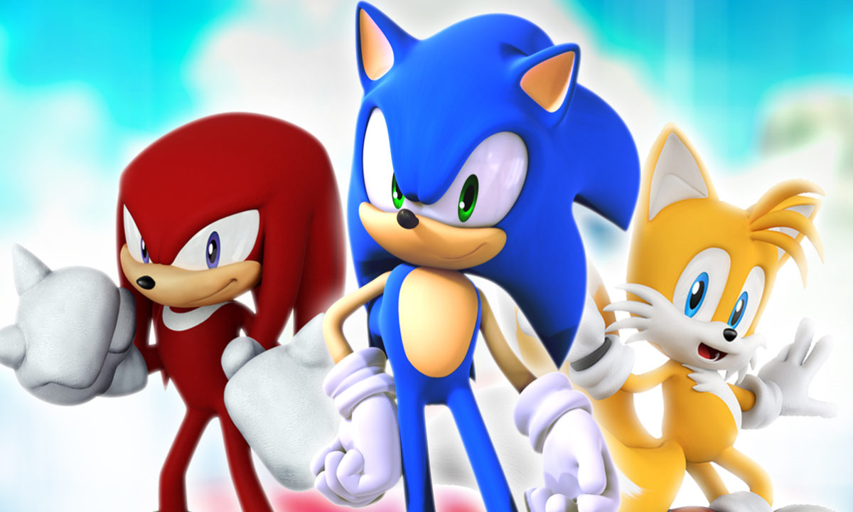 Sonic la película 2 Knuckles Tails