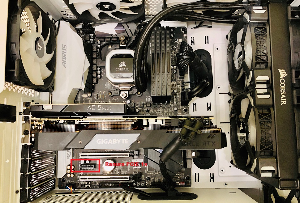 Sound BlasterX AE-5 Plus, análisis: digna heredera del legado Sound Blaster 35