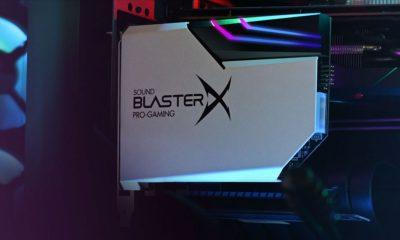 Sound BlasterX AE-5 Plus Pure Edition: especificaciones y precio 57