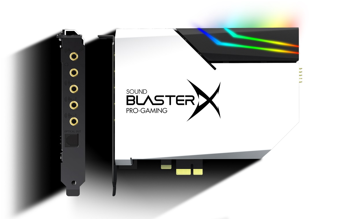 Sound BlasterX AE-5 Plus Pure Edition: especificaciones y precio 38