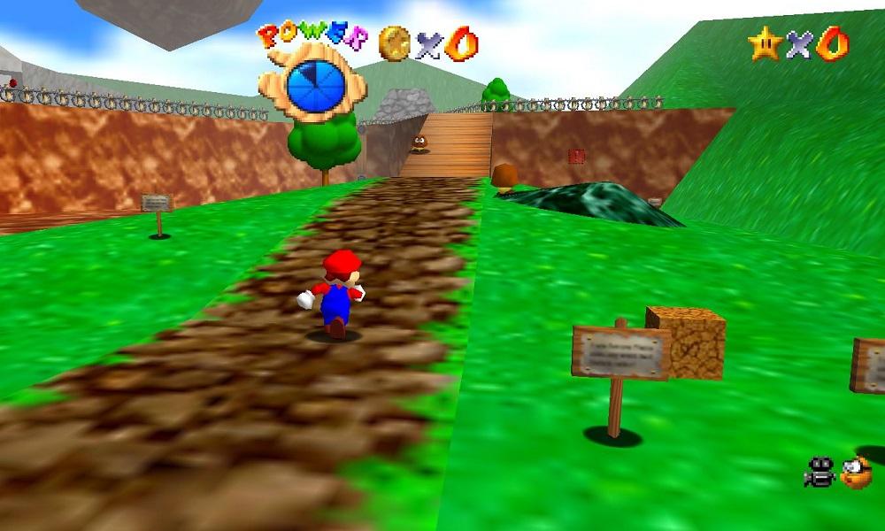 Super Mario 64 llega a PC con trazado de rayos y soporte de DirectX 12 30