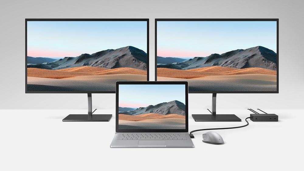 Microsoft presenta los Surface Go 2 y Surface Book 3, y anuncia nuevos accesorios 35