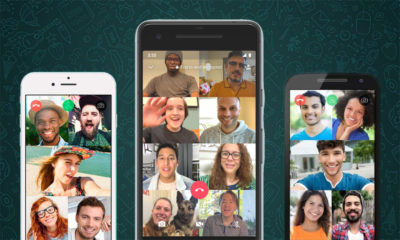 WhatsApp videollamadas 50 personas