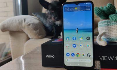 Wiko View 4, análisis: batería y nada más 20