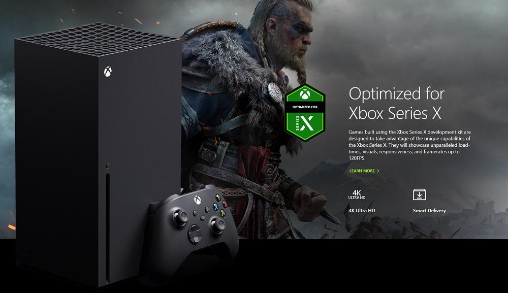 Assassin's Creed Valhalla para Xbox Series X funcionará al menos a 30 FPS, según la propia Ubisoft 32