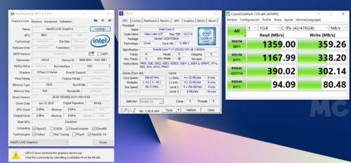 ASUS ZenBook 14, análisis: buen rendimiento en poco más de un kilogramo 75