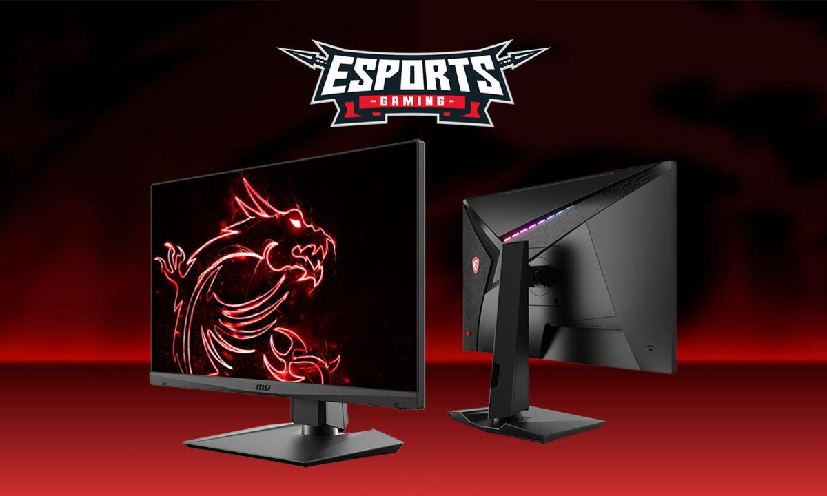 eSports Gaming MSI Optix MAG274R