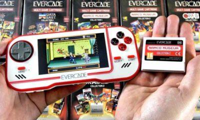 Evercade, la nueva portátil retro, confirma fecha de lanzamiento y precio en España 50