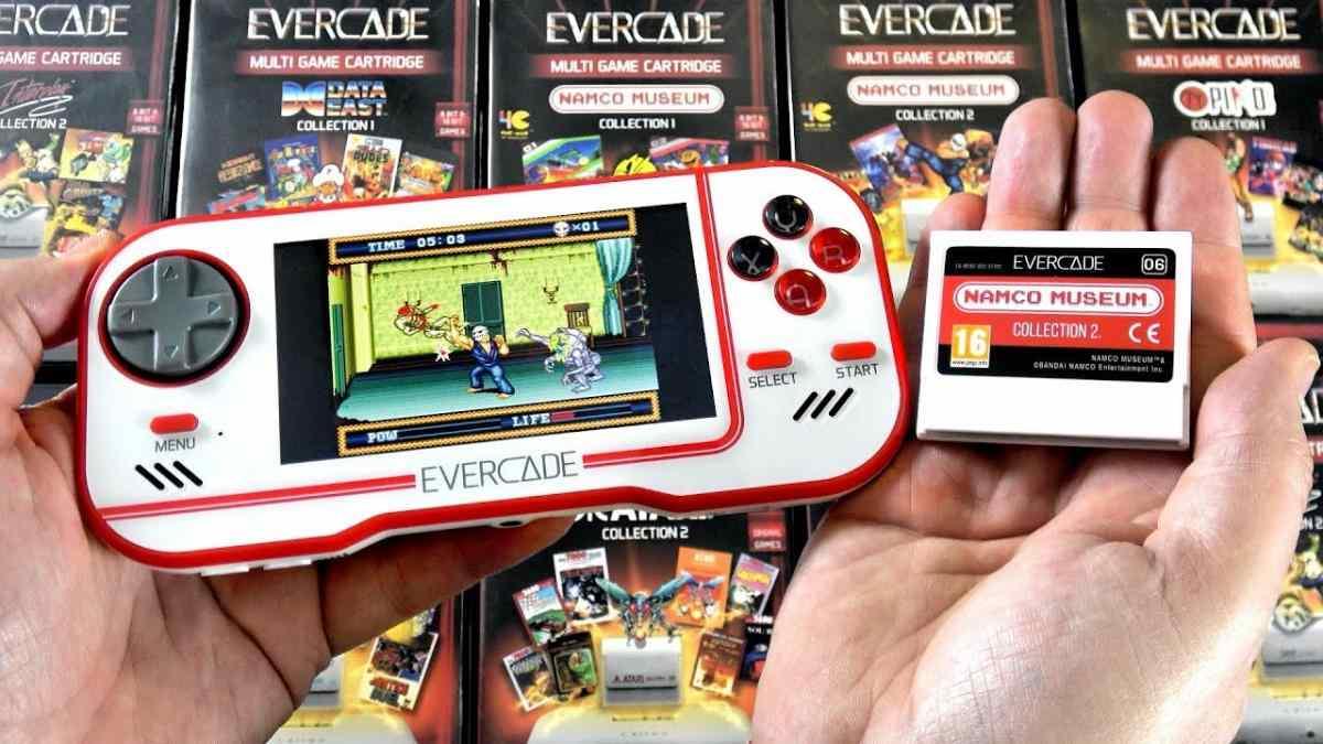 Evercade, la nueva portátil retro, confirma fecha de lanzamiento y precio en España 30