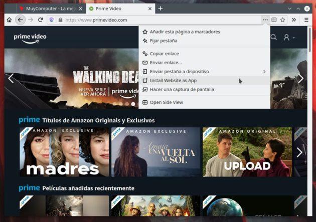 Cómo crear aplicaciones web de escritorio con Firefox 33