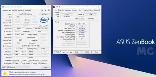 ASUS ZenBook 14, análisis: buen rendimiento en poco más de un kilogramo 79