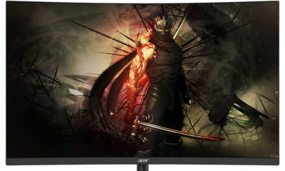 monitores Acer serie XZ