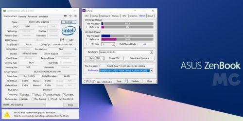 ASUS ZenBook 14, análisis: buen rendimiento en poco más de un kilogramo 81
