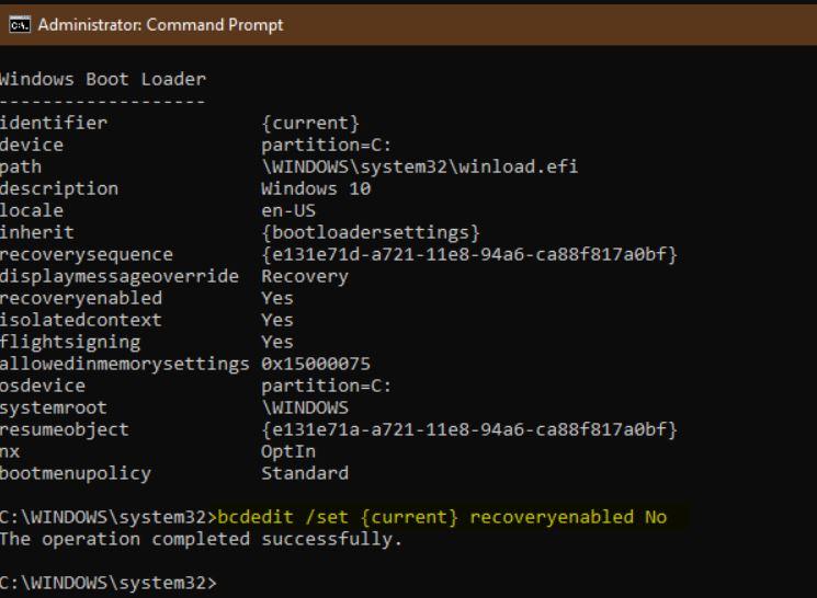 Cómo solucionar el bucle de reparación automática de Windows 10 31