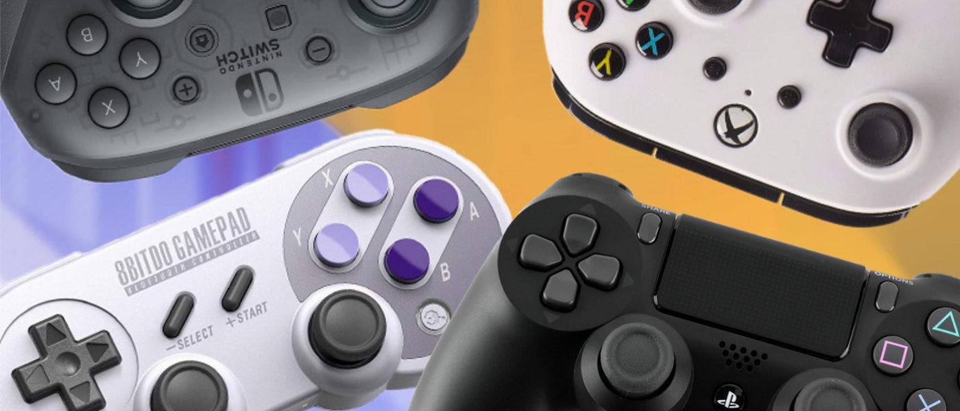 10 mandos inalámbricos para jugar en consola, ordenador y móviles
