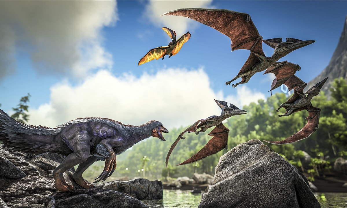 Descarga gratis ARK Survival Evolved en la Epic Games Store 31