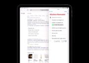 iPad OS 14 Apple Pencil