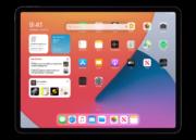 iPad OS 14 iOS