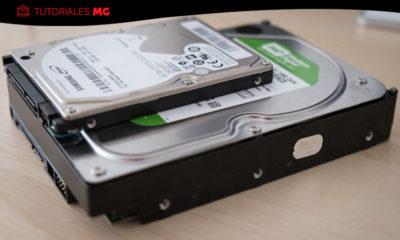 aprovechar discos duros