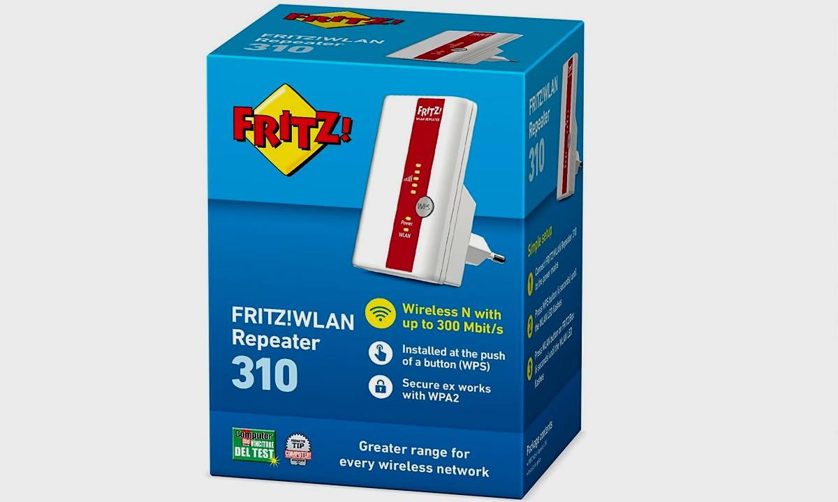 FRITZ!WLAN Repeater 310