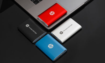 HP P500 SSD Portable portatil