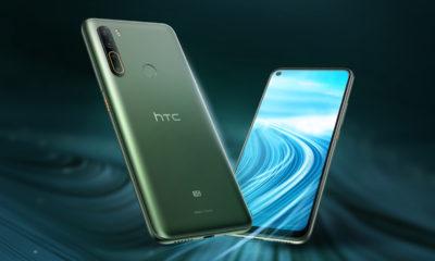 HTC U20 5G y Desire 20 Pro